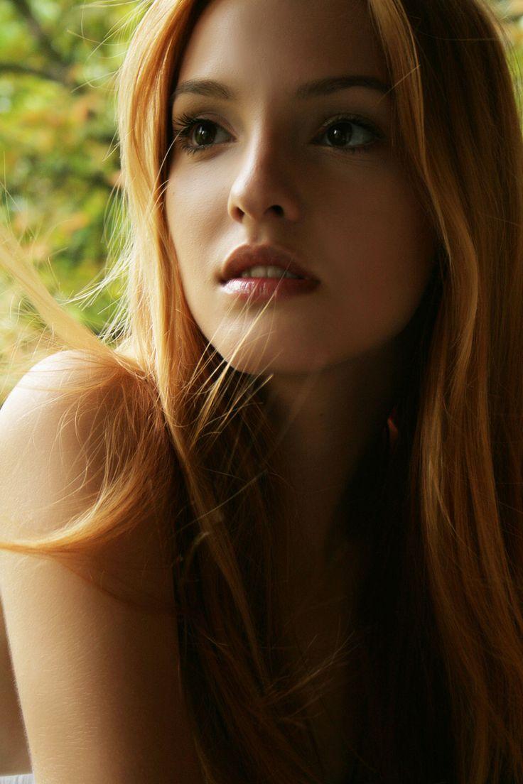 Gitanes redhead of the