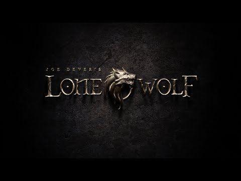 """JOE DEVER'S LONE WOLF """"Loup Solitaire : de Neige et de Sang est un jeu qui replongera tous les joueurs, nouveaux venus ou nostalgiques des jeux dont vous êtes le héros, dans une aventure profitant avec intelligence des nouvelles technologies. """""""