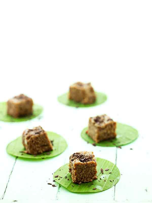 Chocolate Kalakand #chocolate chocolatekalakand