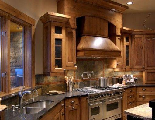 Muebles De Madera Para Cocina Diseños Rústicos Modernos Y Más