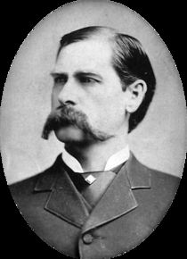 Wyatt Earp: Born March 19, 1848 to Nicholas and Virginia Earp in Monmouth, Illinois, Died January 13, 1929 in Los Angeles, California, Occupations were gambler, lawman, buffalo hunter, saloon keeper, gold/copper miner and barber, Married Urilla Sutherland on January 10, 1870-1870 she died then he had 2 common law wifes, Known for the Gunfight at the O.K. Corral.