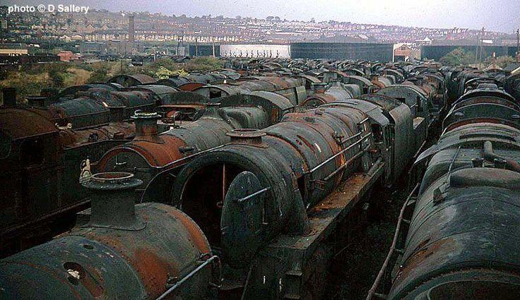 213 Best Scrapped Trains Images On Pinterest Bridges