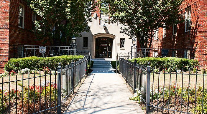 1401 Sheridan   Apartments in Northwest Washington DC   WC Smith Apartments   Brightwood Rentals