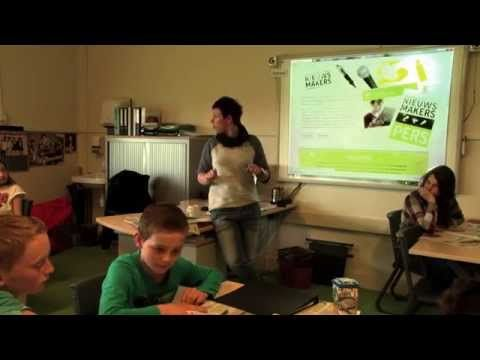 Nieuws in de klas
