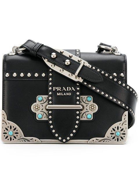 2ff6e74a5 #shoulderbagsprada   Shoulder Bags in 2019   Prada handbags, Prada bag,  Prada bag black