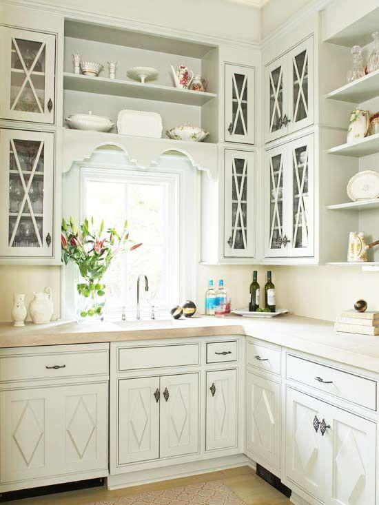 Cottage Style Kitchen Design