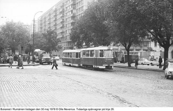 bucuresti 1978- bd Dinicu Golescu 2
