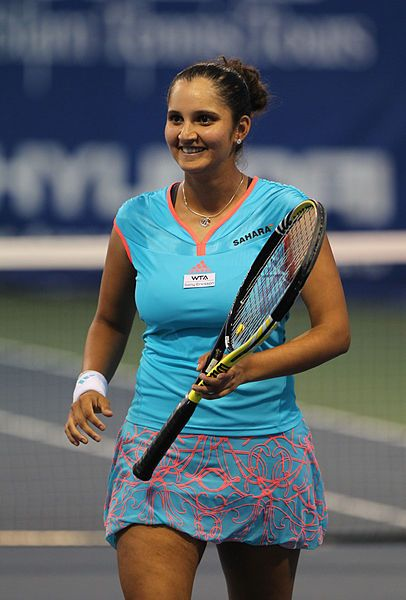 Saniya Mirza | Tennis Celebrities