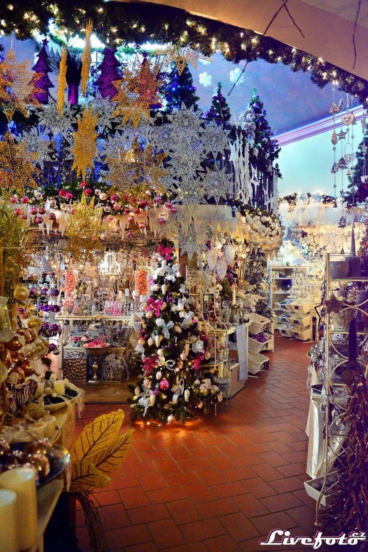 Česká republika » Vánoční dům, Karlovy Vary