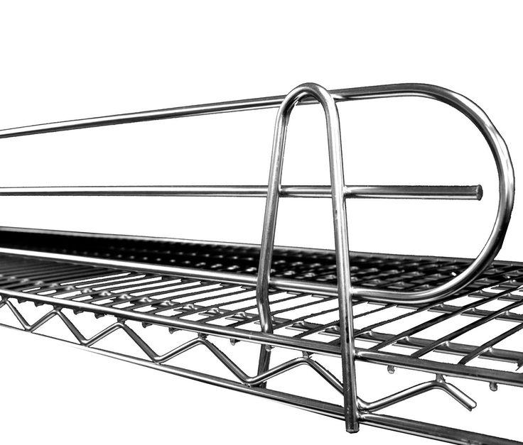 EcoStorage Shelving Rack Backstand