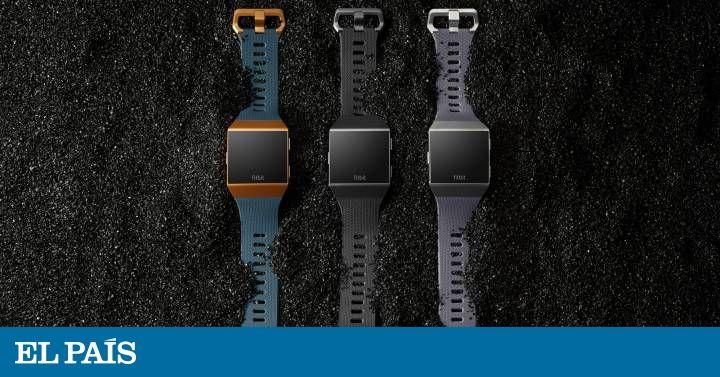 Fitbit pretende recuperar el terreno perdido ante Apple con su propio 'smartwatch'