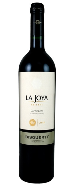 La Joya Reserve Carmenere, a Red Other Red wine from Chile, Colchagua Valley by Prestige Wine Group