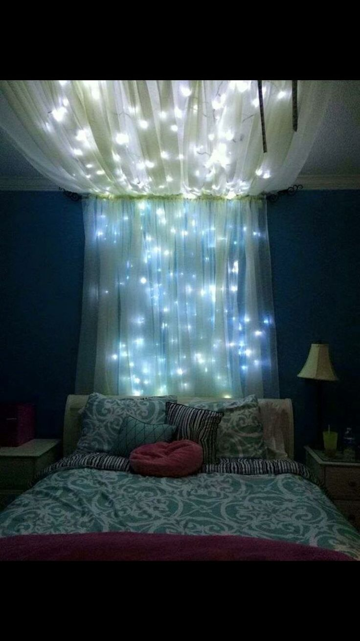 awesome 14 Dreamy DIY Canopy Beds That Will Transform Your Bedroom. Best 25  Cheap bedroom decor ideas on Pinterest   Cheap bedroom
