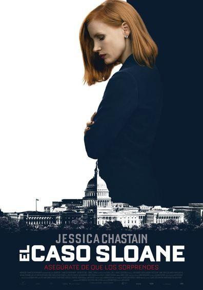 Elizabeth Sloane (Jessica Chastain) es una implacable y ambiciosa ejecutiva que intenta que fructifique una legislación a favor del control de armas en Washington DC. Para ello intentará usar todos los recursos a su alcance. En las altas esferas del mundo político y empresarial Sloane tiene una reputación formidable.