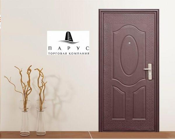 Продам Китайские строительные двери по низким ценам в Краснодаре и Москве 2
