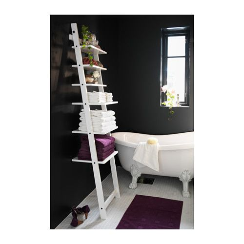 HJÄLMAREN Wall shelf - white - IKEA Article Number: 402.467.74 Size 74 3/4 ""
