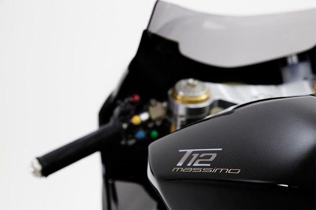 T12 Massimo by Tamburini - 4Riders