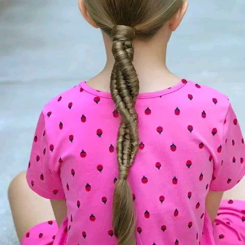 Absolute stunning DIY Braid Coiffure Tutorial