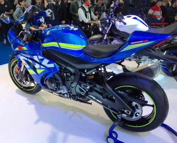 MotoGP 2016: Tampang Baru Suzuki GSX-RR Besutan Aleix Espargaro dan Maverick Vinales