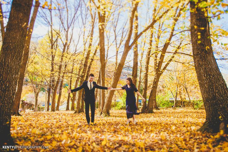 Queenstown and Arrowtown Autum Pre-Wedding by Kent Yu Photography on OneThreeOneFour 7
