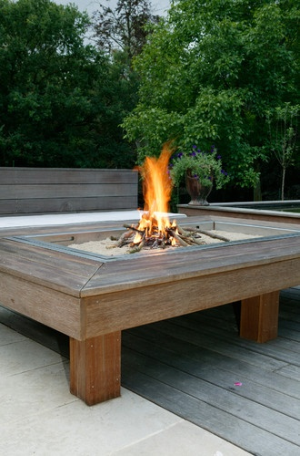 39 best images about DIY on Pinterest  Fireplaces, Contemporary fire pits an