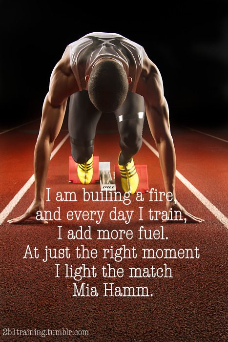 205 best Athletes & Motivation images on Pinterest | Sport ...