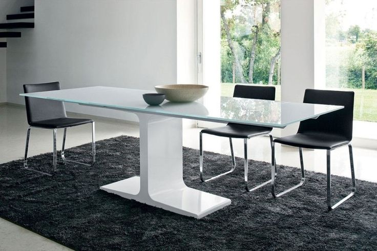 Illustration of Get Timeless Look With White Dining Room Sets