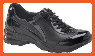 Nurse Mates Nursemates Taylor White (5M, BLACK) - Work and saftey shoes for women (*Amazon Partner-Link)