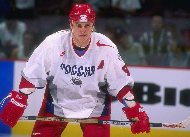 Sergei Fedorov (RUS - 1985-2012)