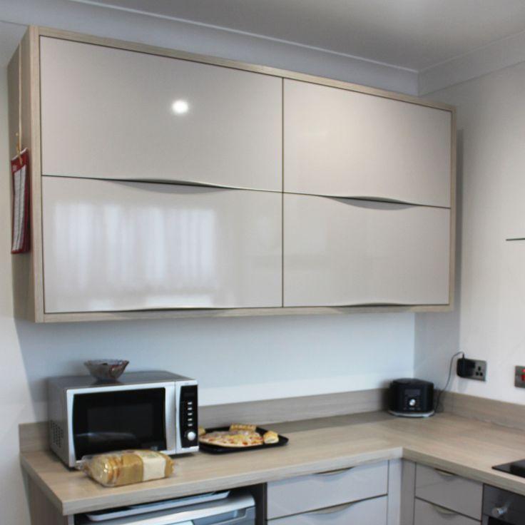 sand grey schuller kitchen