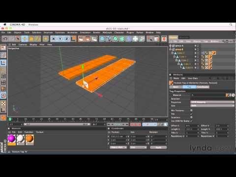 Cinema 4D: How to use the Range Mapper node | lynda.com tutorial - YouTube
