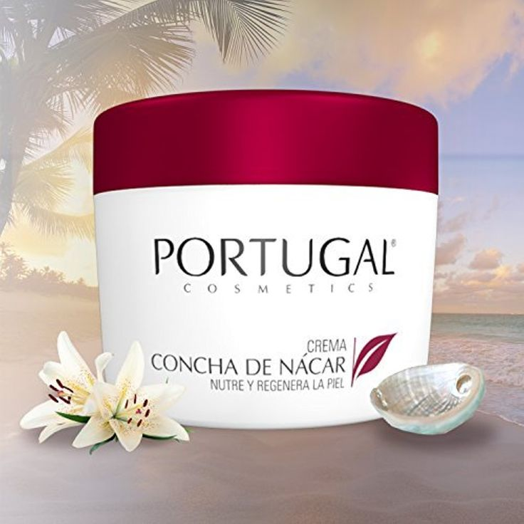 Most Effective Whitening Cream - Mother of Pearl (Concha de Nacar) Mask for Face and Body: Brightens and Whitens Skin - Cleansing - Moisturizing - Anti-Aging Ingredients for Naturally Radiant Skin by Portugal Cosmetics -- Awesome products selected by Anna Churchill
