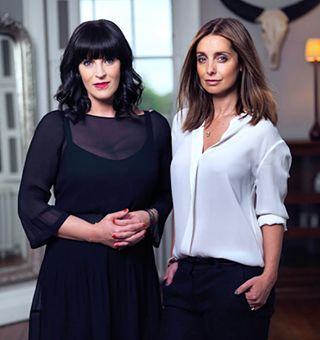 Anna Richardson and Louise Redknapp - How Not to Get Old