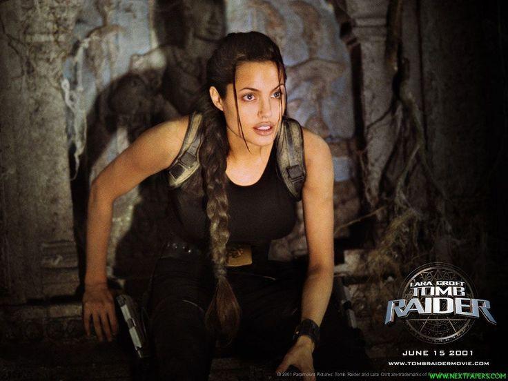 Lara Croft - lara-croft-tomb-raider-the-movies Wallpaper