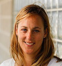 Charlotte Dobson - Sailing. 49er FX.