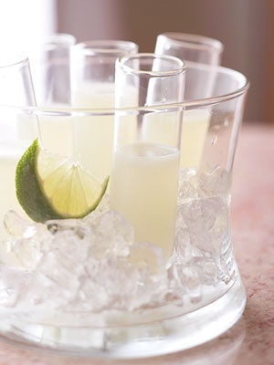 Here's a secret many bartenders know: Most drinks follow the basic formula of 2 parts base (spirit) with 1 part sweetener (liqueur or sugar) and 1 to 2 parts juice (lemon, lime, or orange). This lime and vodka cocktail follows that rule.