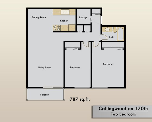 Two Bedroom Apartment For Rent In Edmonton | Callingwood On 170th Apartments  | Edmonton Central |