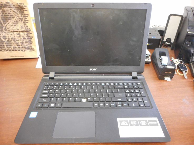 Acer (ES1-572-37X2) No RAM NO HD - Parts Only. 3