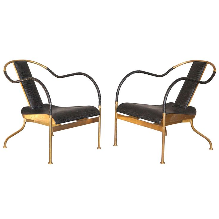 Two Mats Theselius 'El Rey' Chairs | From a unique collection of antique and modern chairs at https://www.1stdibs.com/furniture/seating/chairs/