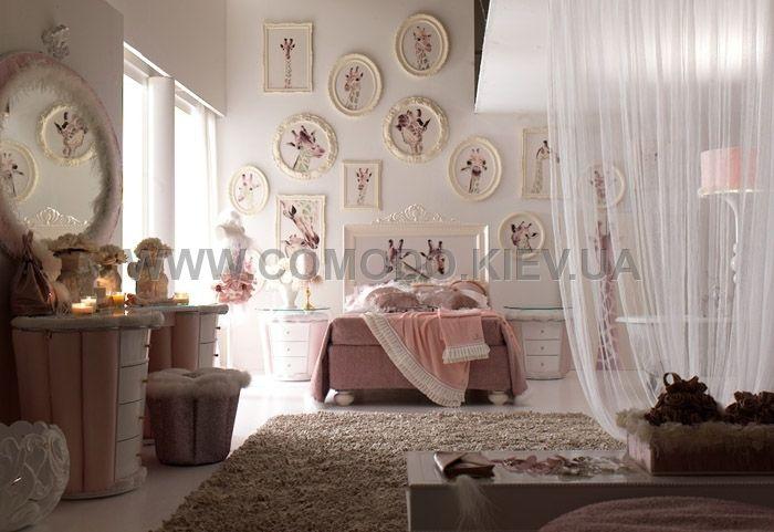 Girl & Boy Collection Детская мебель