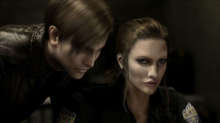 angela miller resident evil | Resident Evil — Degeneration et Resident Evil — Damnation : pack ...
