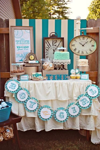 We love these ideas for throwing the perfect gender-reveal party!