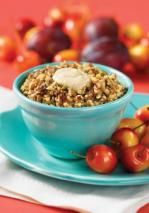 Date Muesli (raw) - perfect for camping and hiking!