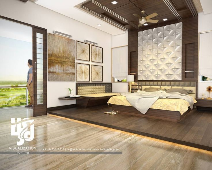 #bedroomdecor #InteriorDesign #3dvisualization #ArchDaily #archilovers #architects #cgi