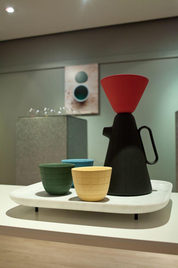 Luca Nichetto Lera Moiseeva + Mjolk TOTEMICA exhibition