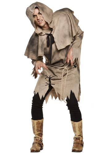 Hunchback costume #Halloween #Scary