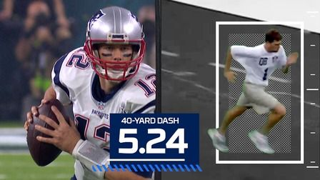 Combine vs. Reality: Tom Brady - NFL Videos