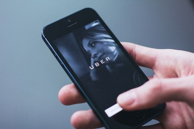 Uber Adds Tipping Feature Uber ride, Uber, Iphone
