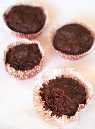» Muffins chocolat courgette | Clea cuisine