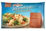 Steam Fresh---my secret weapon when I don't want to cook.